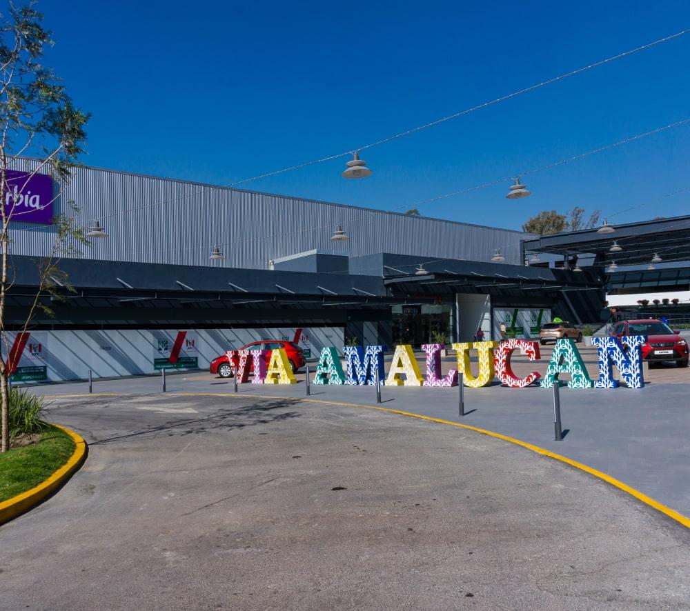 Cinuk - Vía Amalucan